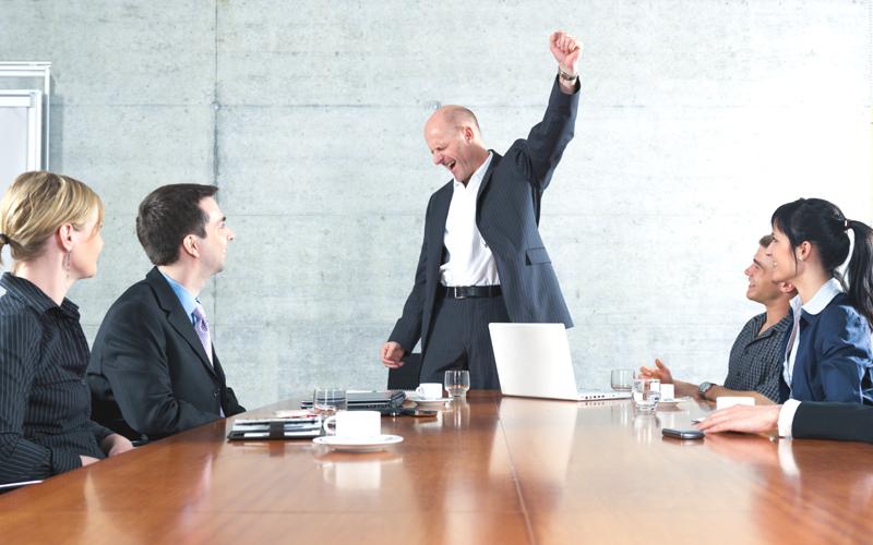 Hvilke suksesskriterier leder og styrer du etter?